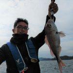 津和地釣行